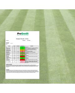 Soil Analysis for Lawns/Amenity Turf