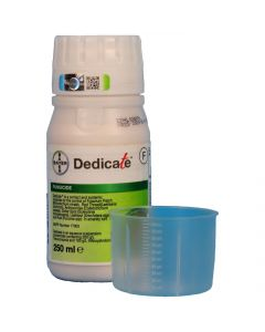 Dedicate Turf Fungicide 250ml with measuring cap