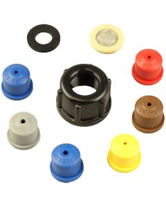 Full Cone Nozzle Pack (pack of 6) - fits Cooper Pegler