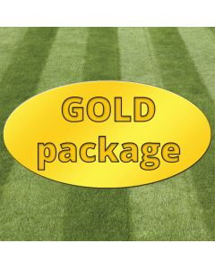 Gold Lawncare Package